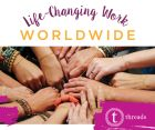 Threads Worldwide home party consultant opportunity!